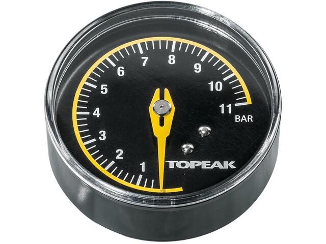 Topeak Manometer for Joeblow Booster black